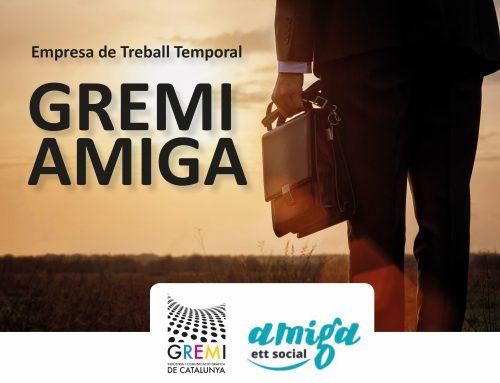 99/2020 Empresa de Treball Temporal GREMI – AMIGA