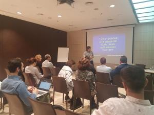 Teoria i pràctica en el càlcul del cost hora de producció amb Jaume Casals - 22 d'octubre de 2019