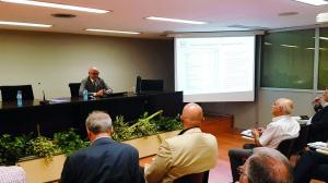 Conferencia José Garcia Montalvo - 28 juny 2017
