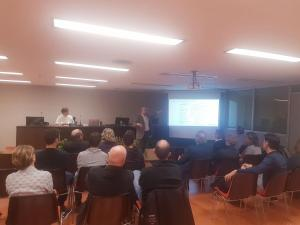 Seminari empresa familiar Ricard Agustín - 22 gener 2019