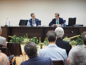 Conferència Pau Relat, president de Fira Barcelona. 17 de juny de 2019