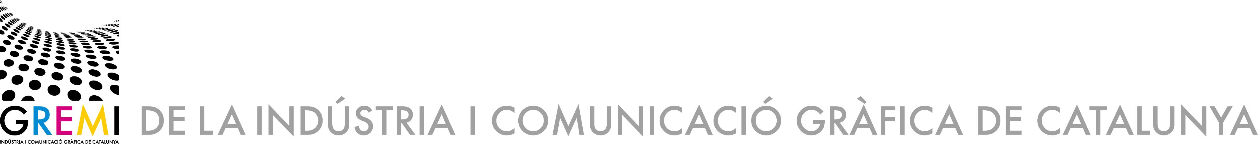 Gremi de la Indústria i la Comunicació Gràfica de Catalunya Logo