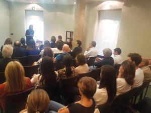 Vendre al cor: Connexió emocionalamb el client amb Anna Matas - 8 d'octubre de 2019